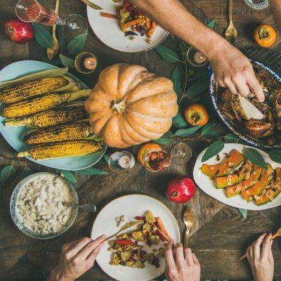 30+ Vegan Thanksgiving Recipes You Need