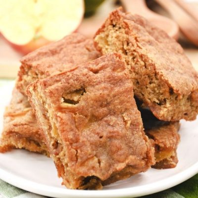 Apple Blondies – Perfect for Fall!